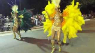 preview picture of video 'Carnavales Sanmigueleños 2013'