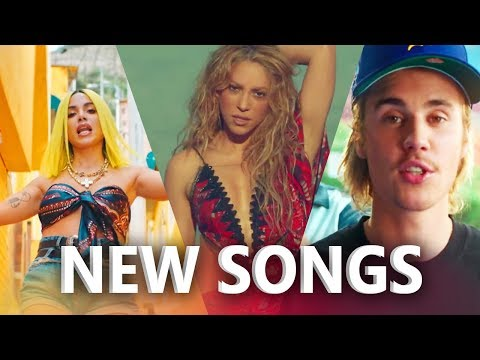 Top New Songs August 2018