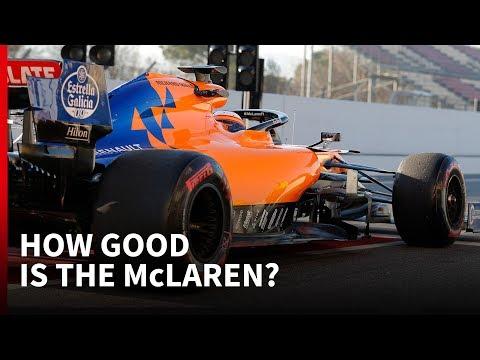 Time to take McLaren seriously? Not yet