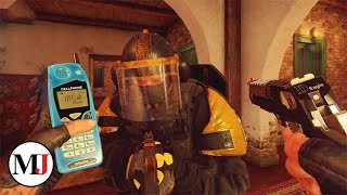 Trolling In Ranked On The Test Server: Full Game Friday - Rainbow Six Siege