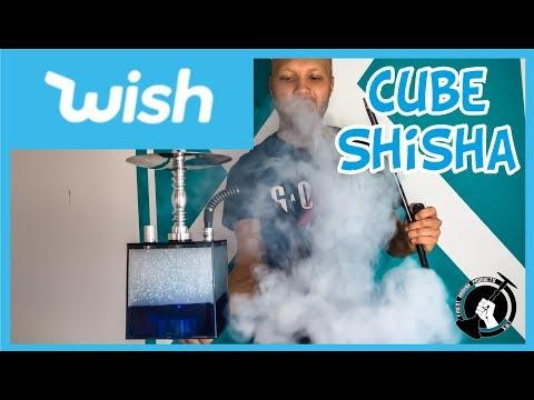 504€ UVP Wish Shisha im Test - Cube Hookah