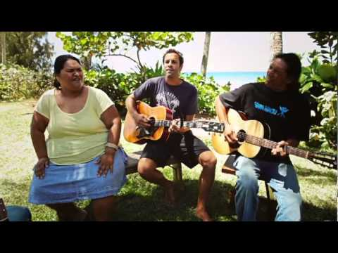 "Jack Johnson w/ John Cruz & Paula Fuga - ""In The Morning"" Live"