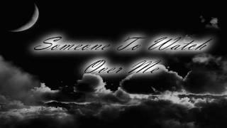 Dakota Staton - Someone To Watch Over Me