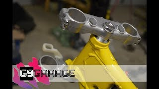 Steering - 1992 RM250 Restoration - Episode 16