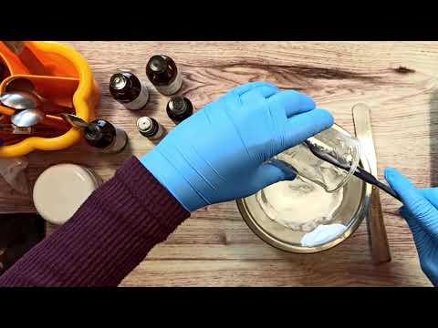 Απολεπιστική μάσκα & κρέμα νυκτός με άλφα υδροξέα (Σ)