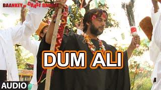 Dum Ali Baankey Ki Crazy Baraat  HASHIM SABRI