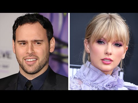 Scooter Braun Seemingly Responds to Taylor Swift Drama With 'Kindness'