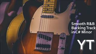 Smooth RnB Backing Track in C# Minor