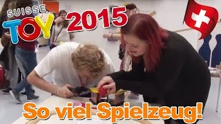 Noodle im Spielzeug-Paradies! ★ Suisse TOY 2015