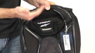 Alpinestars Tech Aero Backpack Review from SportbikeTrackGear.com
