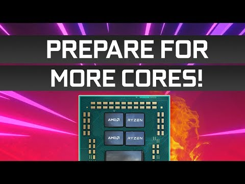 AMD Isn't Done With The Cores On Ryzen!