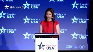 Asst. Sec. Evan Ryan speech - 2016 EducationUSA Forum