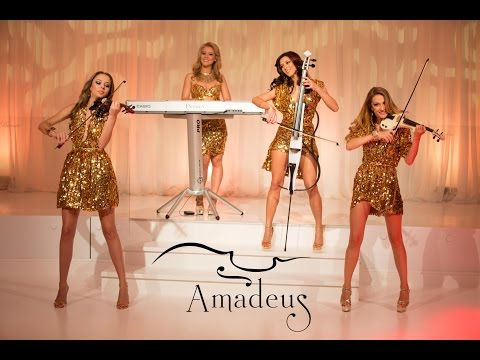 Amadeus Electric Quartet - Carmen