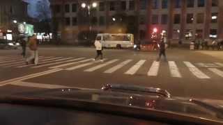 18/10/2014 - Проезды перекрестков