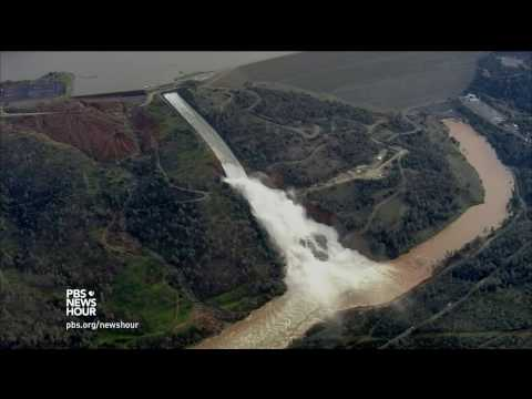 Precarious Oroville Dam highlights challenges of California water management
