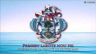 Hymne national des Seychelles (SC/FR paroles) - Anthem of SC (French)