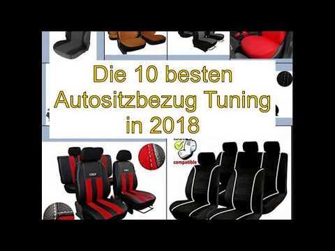 Die 10 besten Autositzbezug Tuning in 2018