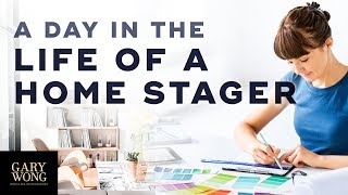 A Day In The Life Of A Home Stager | Home Staging Tips Ep. 4