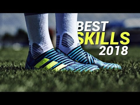 Best Football Skills 2018 #5