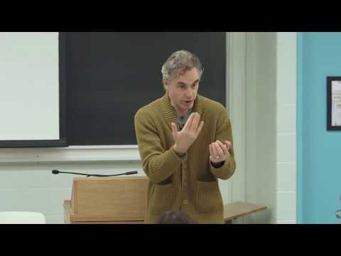 Jordan Peterson – správný otec