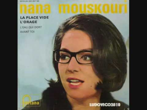 "Nana Mouskouri ""La place vide"" (HQ, 1963), Burt Bacharach ""This Empty Place"""