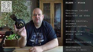 AKG K240 Stock und Mod - vom Studio Kopfhörer zum audiophilen HiFi Kopfhörer