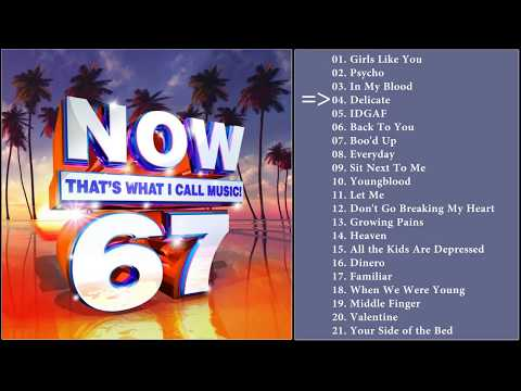 Now That's What I Call Music Vol 67 - Full Album - Now That I Call Music Official