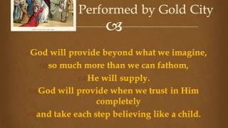 God Will Provide   Song