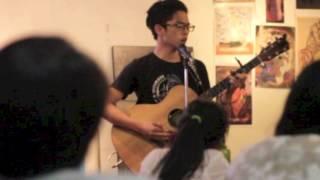 Miggi Ìnfante - Silver Song (Johnny Flynn Cover) @ Blacksoup Cafe