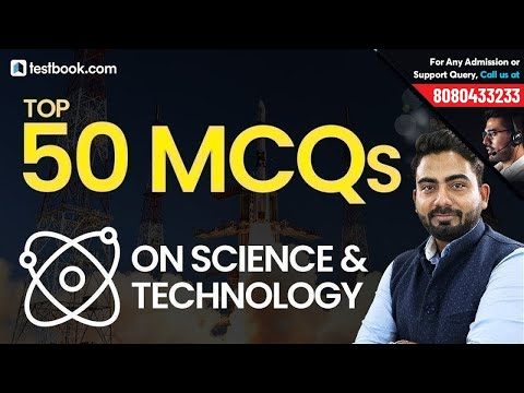 Top 50 Questions on Science & Technology | General Awareness for All Bank Exams | Abhijeet Sir