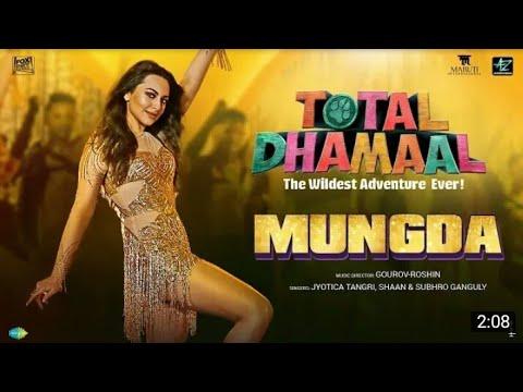 Mungda mungda main gud ki Kali new remix songtotal dhamaal sonakshi Sinha Ajay devgan