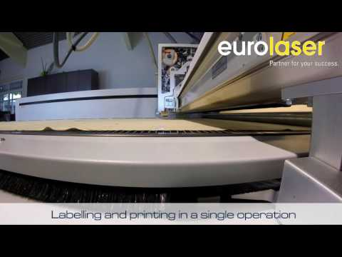 Ventilation ducts made of technical textiles | Laser cutting and marking