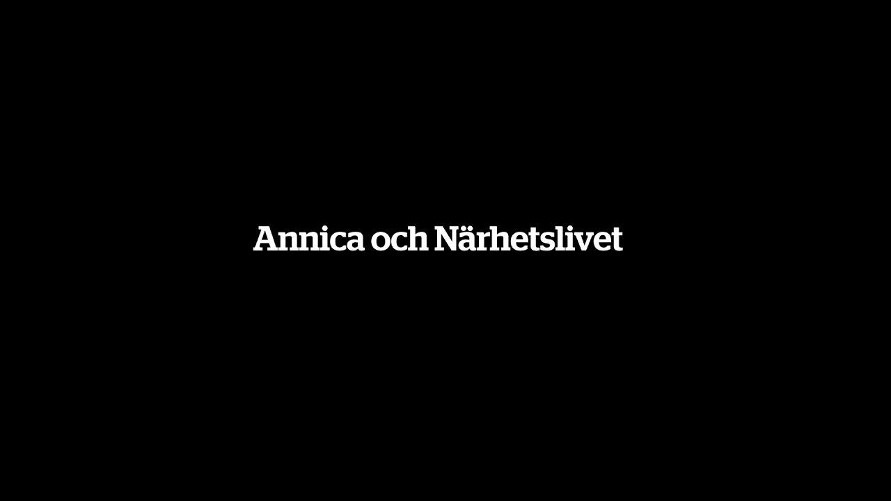 Annica och Närhetslivet