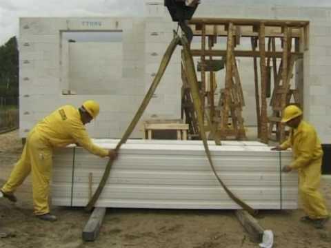 Stropy z gotowych płyt stropowych Ytong -- szybkie i wygodne rozwiązanie - zdjęcie