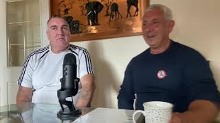 Brian Cockerill Interviews Jon Wedger - 25th September 2020