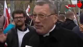Z Marszu Niepodległości dla TV Trwam:   [Tuba Cordis]