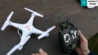 Квадрокоптер Syma X5SC с 2 мегапиксельной камерой
