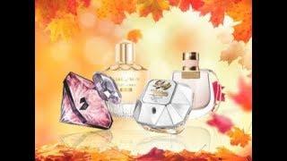 Top perfumes de Otoño  2018