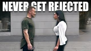 How to Approach Hot Girls (NEVER GET REJECTED!)