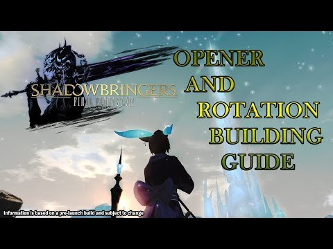 Stormblood Ninja Guide - Final Fantasy XIV - игровое видео смотреть
