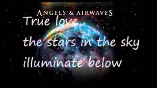 Angels and Airwaves - True Love w/ Lyrics