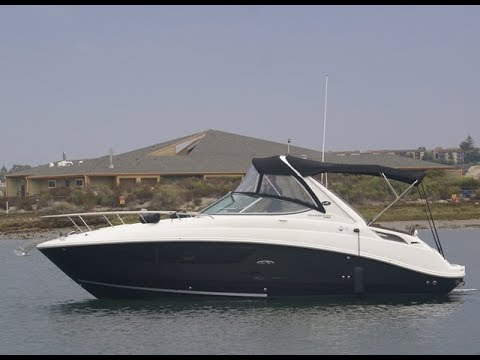 Sea Ray 280 Sundancer video