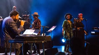 Louie Vega & E.O.L Soulfrito - Live @ Royal Festival Hall, Southbank Centre, Belvedere London 2019