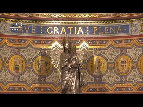 Laudes et Messe du 17 septembre 2021 à Notre-Dame de la Garde