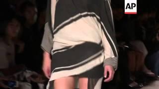 Boy George attends Vivienne Westwood fashion show in Paris
