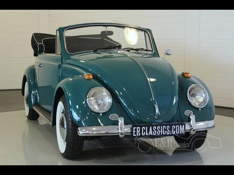 Video of '66 Beetle - MNPR