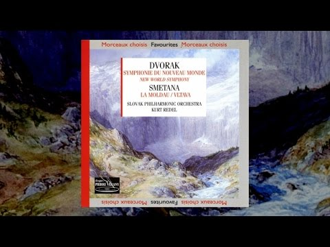 Antonín Dvořák: Sinfonia nro 9, Uudesta maailmasta