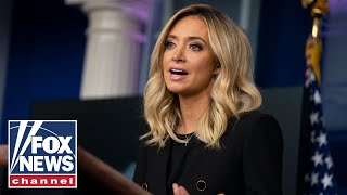 Kayleigh McEnany holds White House press briefing | 6/1/2020