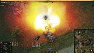 ИС - 7 против Т110Е5