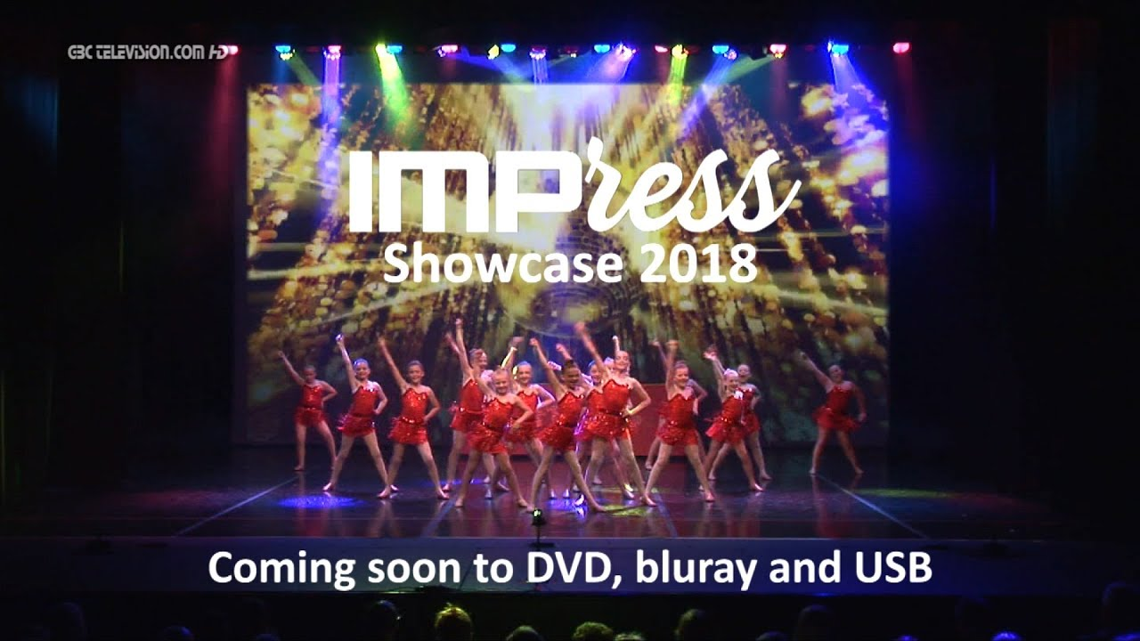 Impress Showcase 2018: Disco Inferno Tease
